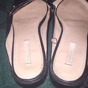 H&M Shoes - Genuine leather slides